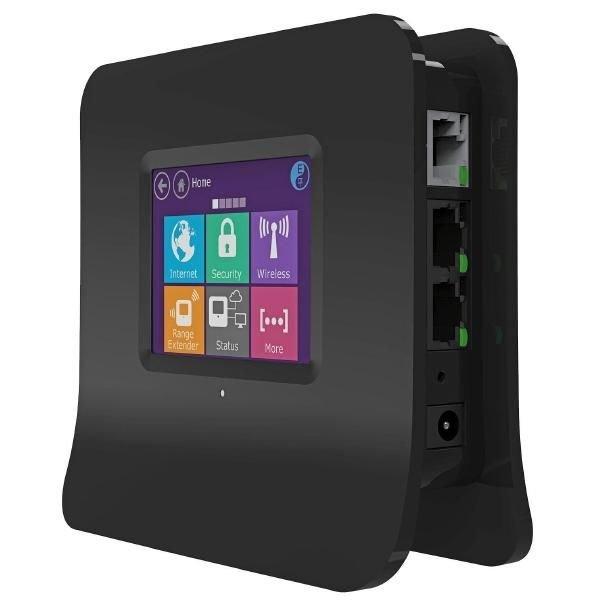 [ebay.de] Securifi Almond innovativer Wireless N Router 300MBit/s Touchscreen Router für 59,90 € ohne Vsk (Cyberport)