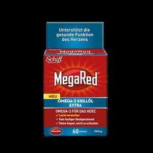 Gratis MegaRed Omega3