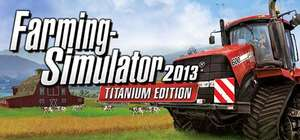 Landwirtschafts-Simulator 2013 Titanium Edition // Idealo ca. 18€