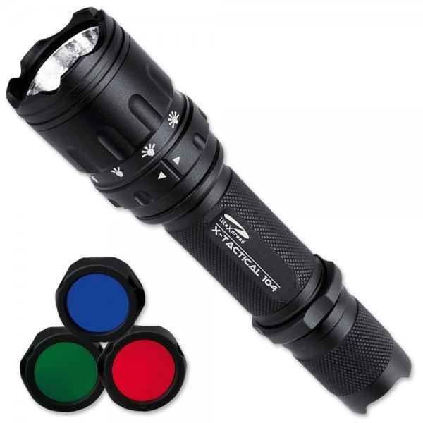 Litexpress X-Tactical 104 bei Amazon.de für 19,95 €