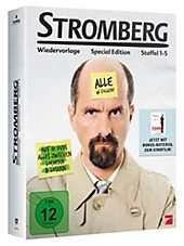 Lokal Saturn Köln: Stromberg Staffel 1-5 Box DVD 25€