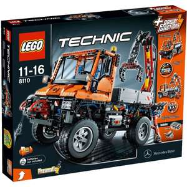 [karstadt.de] LEGO® Technic 8110 Unimog U400