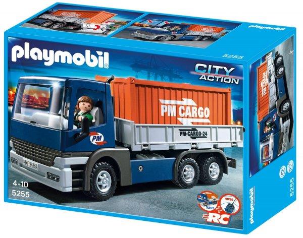 Playmobil™ - Cargo-LKW (RC-fähig) mit Container (5255) ab €16,57 [@Karstadt.de]