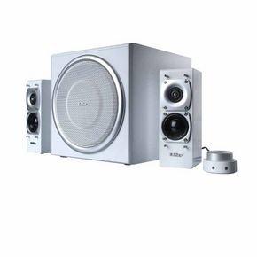 Edifier 2.1 Soundsystem S330D, 72W, weiß für €99,90[notebooksbilliger.de]