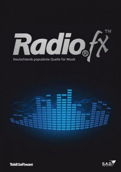Tobit Radio.fx - Internet Radiostreams automatisch aufnehmen, schneiden, taggen uvm