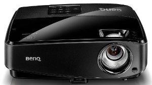 BENQ MW523 3D DLP Projektor (New 3D, WXGA, 1280x800 Pixel, 3000 ANSI-Lumen,...)