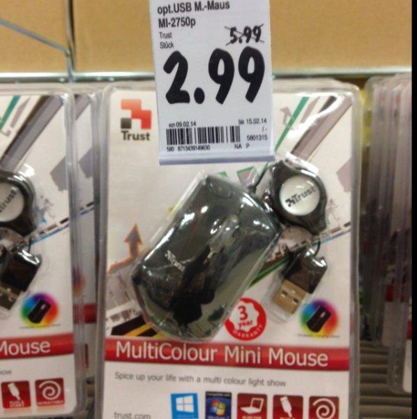 Trust Multi Color Mini Mouse
