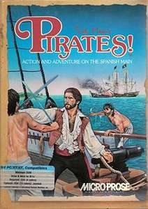 [Steam] GetGames DAILY DEAL: Sid Meier's Pirates!