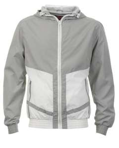 "Carter Men's - Saturn Jacket,Silber-Weiß Größe ""L"" @ The Hut"