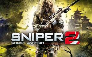 Sniper: Ghost Warrior 2 Collector's Edition Upgrade Key