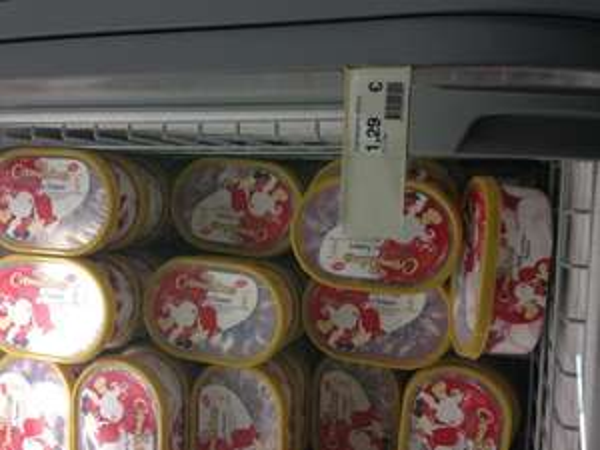 Langnese Cremissimo bei Krümet/Mielkendorf für 1,29€