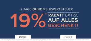 Dress-for-less 19% Rabatt auf alles + 6% qipu / 10% Newsletter