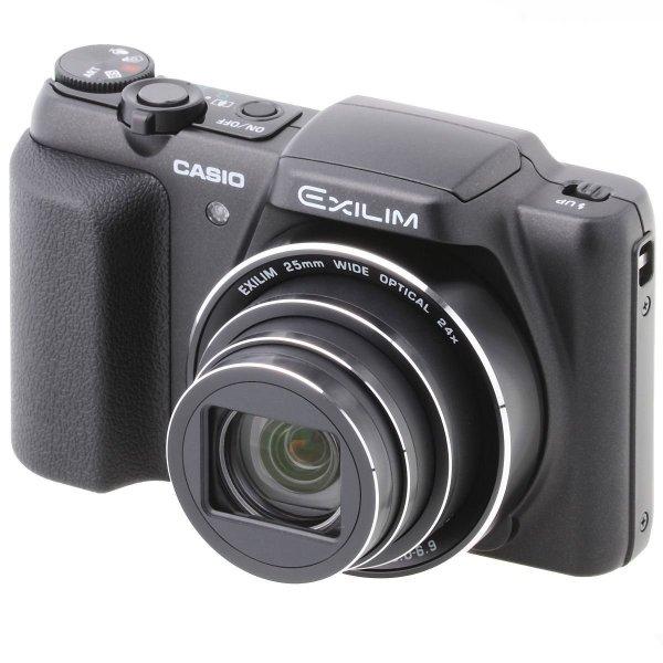 Casio Digitalkamera EX-ZS200 (Weltbild) Nur noch 4 Stunden + 93,98€ (idealo 179€)