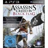 Assassins Creed Black Flag für PC, XBOX 360 und PS3 (LOKAL!)