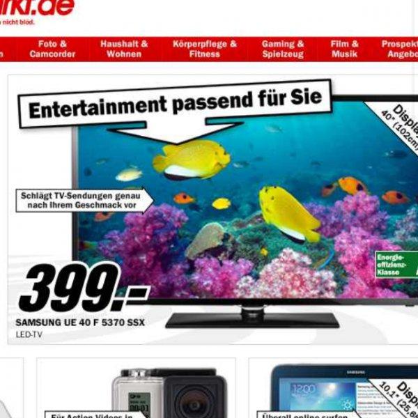 Samsung UE40F5370SSX