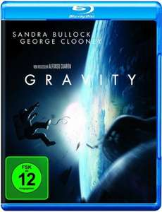 [MediaMarkt.de] [Bluray] Gravity ab 12,90€
