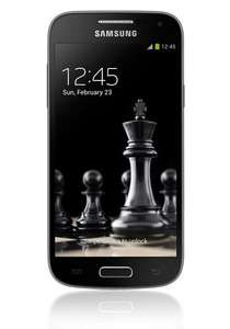 Samsung Galaxy S4 Mini Black Edition für 304,94€ inkl. VSK @ modeo