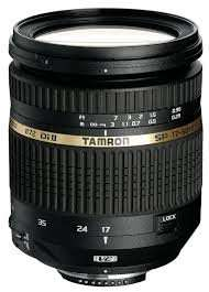 [amazon WHD wie neu]: Tamron SP AF 17-50mm 2,8 Di II VC Objektiv (bildstabilisiert) für Canon EUR 216,18