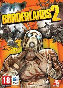 Borderlands 2 [Steam] für 6€ @Amazon.co.uk