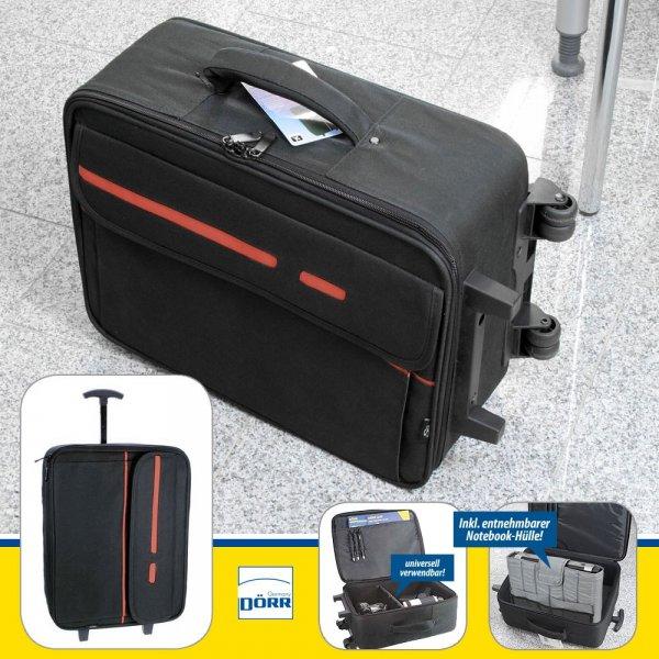 [Reise] Handgepäck Koffer / Trolley Außenmaße: 47x33x11cm (1,66KG)