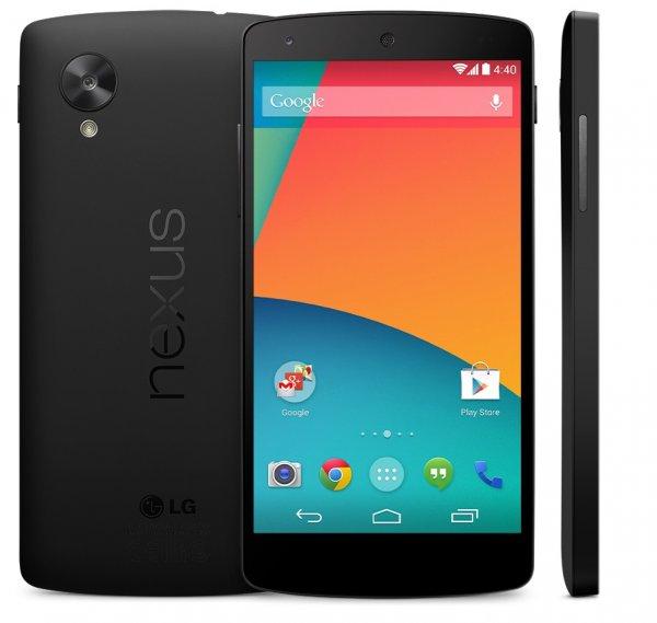 LG Google Nexus 5 16 GB Schwarz @ Redcoon für 355,99€ inkl. Versand