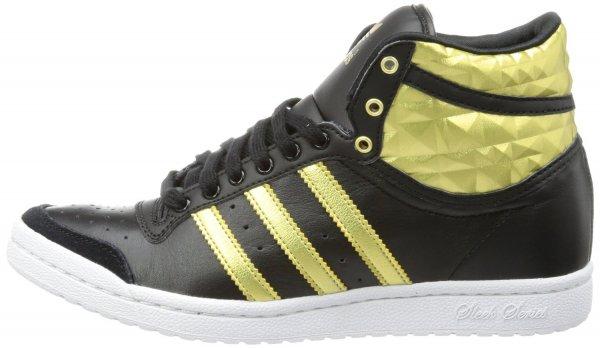Fast 40€ Rabatt für Adidas Originals Top Hi Sleek Heel Damen Sneaker