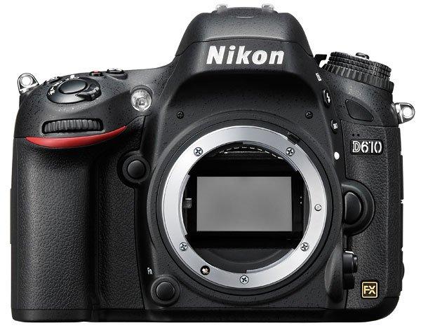 Nikon D610 auf ebay (Auktion)