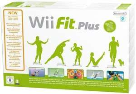 Nintendo Wii Fit Plus + Balance Board Weiss - Spiel für 49,99€ + ggf 6,90€ Versand