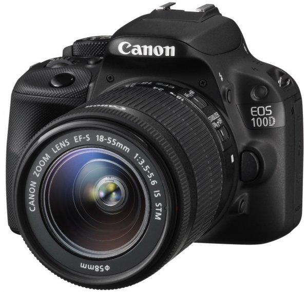 [Amazon Blitzdeals] Canon EOS 100D mit EF-S 18-55mm 1:3,5-5,6 IS STM für 439 Euro