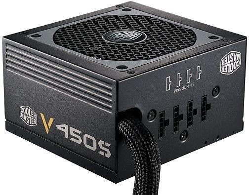 Cooler Master V450S 54,85€ / V550S 64,85€ (Semi-Modular, 80Plus Gold) @ZackZack