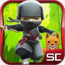 [iOS] Mini Ninjas App der Woche kostenlos statt 0,89 €