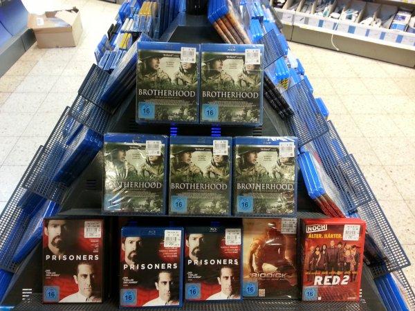 famila - Brotherhood Blu-ray