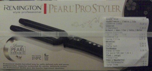 [lokal evtl. Bundesweit Kaufland Bottrop] Remington Pearl Pro Sytler