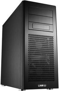 Lian Li PC-9FB ATX-PC-Gehäuse (Aluminium schwarz, USB 3.0) @ZackZack für 84,85€