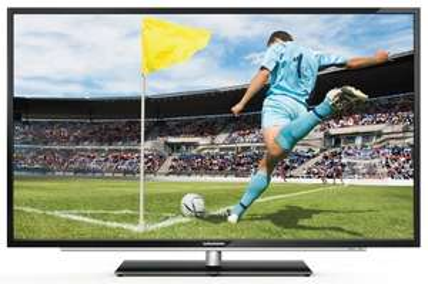 Grundig 55 VLE 922 BL 139.7 cm (55 Zoll) 3D LED-Backlight-Fernseher für €699
