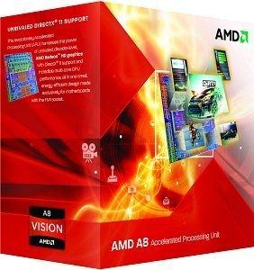 AMD A8 3870K 4x 3GHz Low-Budget Prozessor für nur 39€