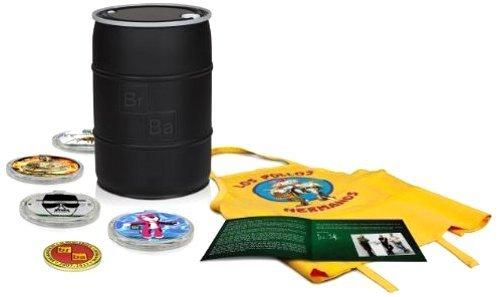 [Amazon.de] Breaking Bad - Die komplette Serie (Blu-ray Deluxe Gift Set) ab 105,86 €