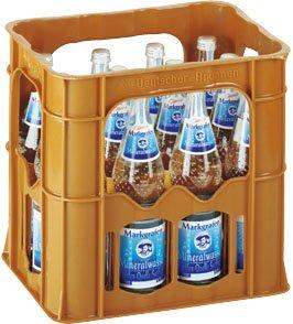 [Lokal BW, Coupies] 1 Kasten leckerstes Markgrafen Natürliches Mineralwasser für unfassbare 56 Cent