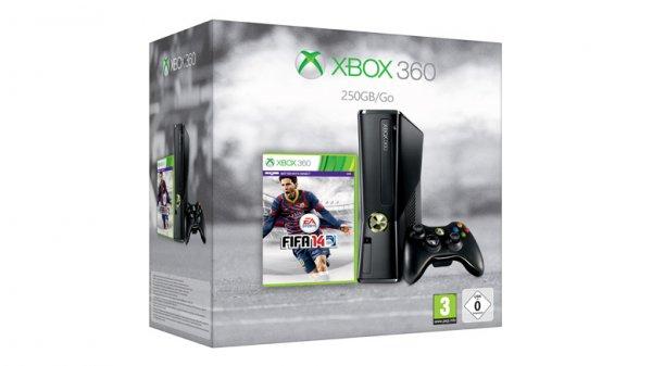 (MM Bremen Waterfront) XBox 360 250GB Fifa14 Bundle