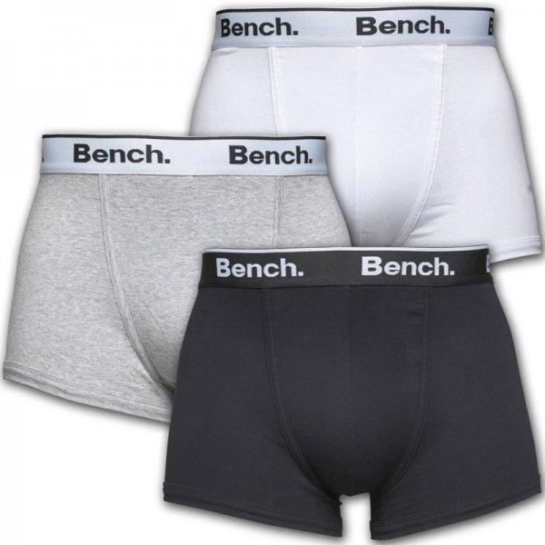 Günstige 3er Packs Bench Boxershorts für 13,56€, Stück nur 4,52€ - mit qipu sogar nur ca. 4€!