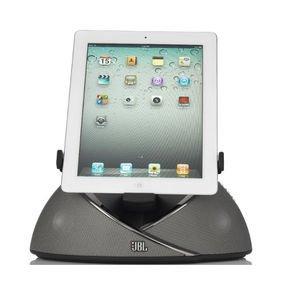 JBL On Beat Air Schwarz Lautsprecherdock für iPad, iPhone und iPod mit Airplay für 54€ @NB