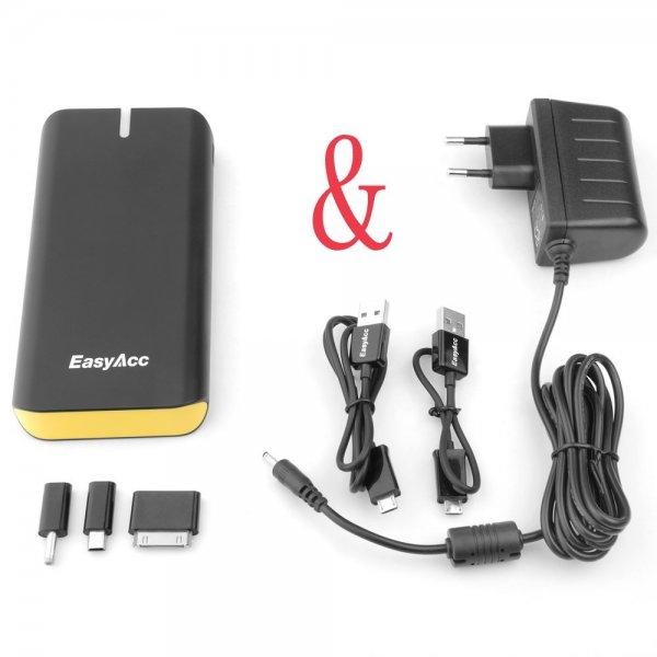 EasyAcc® Ultra 16000 mAh Power Bank mit Gutscheincode für 35,99€ @ Amazon