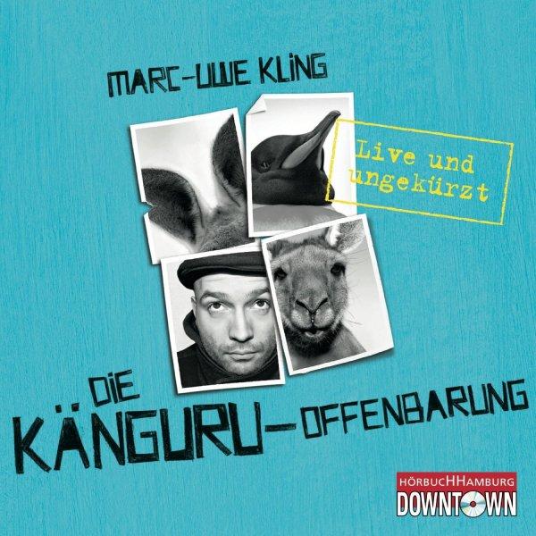 """Marc-Uwe Kling - Die Känguru Offenbarung """"Hörbuch"""""""