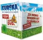 [media-dealer.de] Eureka - Die komplette Serie (Limited Edition, DVD) --> auch unter 40 Euro möglich