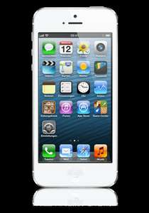 Apple iPhone 5 white, 64 GB, B-Ware/refurbished