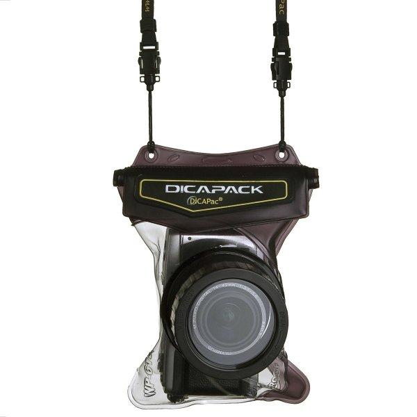 Dicapac WP-610 für Sony Nex mit 16mm Objektiv geeignet