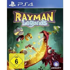 [Müller] Rayman Legends PS4 / Xbox One