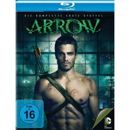 [Müller] Arrow - Die komplette erste Staffel (4 Discs) (Blu-ray Disc)