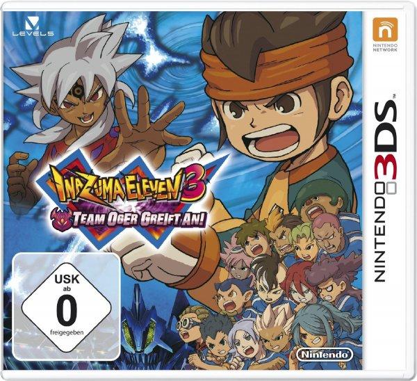 [3DS] Inazuma Eleven 3 - Team Oger greift an! bei Amazon 22,95 €