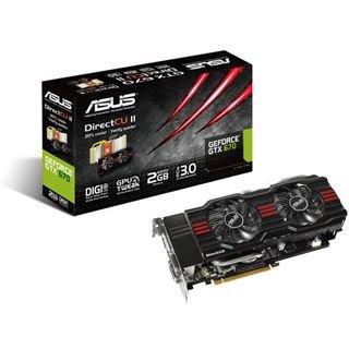 Asus GeForce GTX 670 DirectCU II für 149€ + VSK @Mindfactory Mindstar